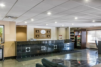 Detroit Vacations - Comfort Suites Wixom - Property Image 1