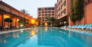 馬拉喀什戴文 Spa 飯店