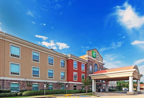 . Holiday Inn Express Suites Jasper