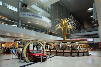Hotel - Dubai International Airport Terminal Hotel