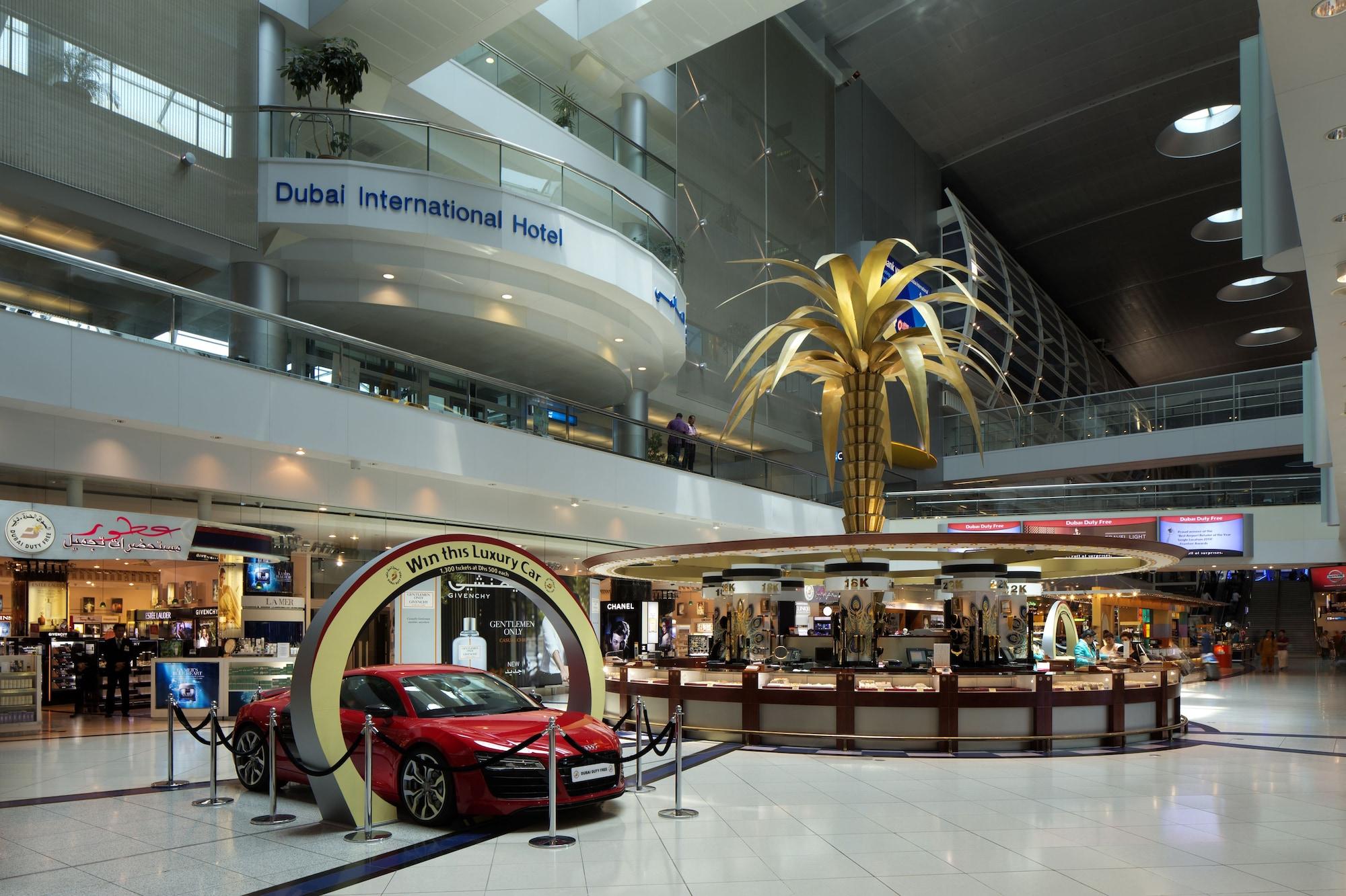 Dubai International Airport Terminal Hotel,