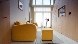Double Room, Balcony, Partial Sea View (maisonette)