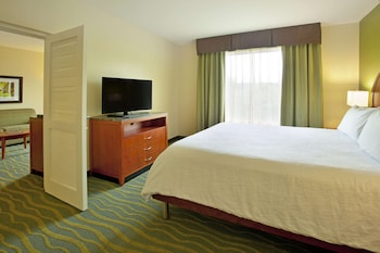 Suite, 1 King Bed (Hearing Accessible)