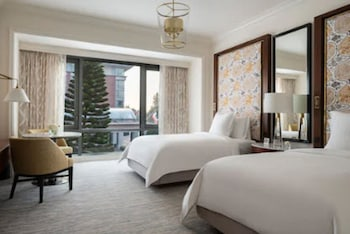 Deluxe Room, 2 Double Beds, Accessible (Hearing Accessible, Waterfall View)