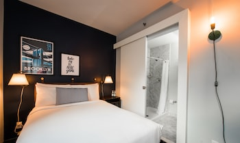 Guestroom at U Hotel Fifth Avenue in New York