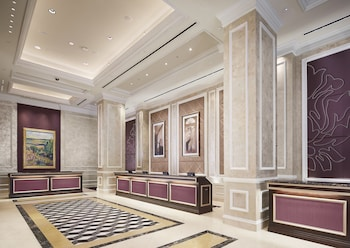 Lobby at Harrahs New Orleans Casino & Hotel in New Orleans