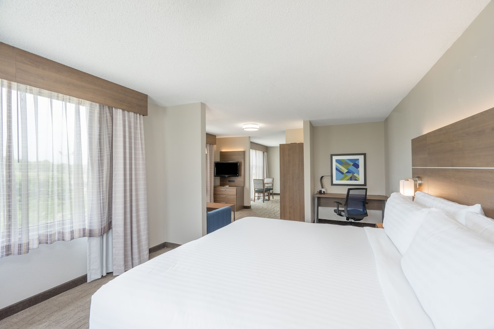 Suite, 1 King Bed with Sofa bed, Accessible, Non Smoking (Mobility, Bathtub)