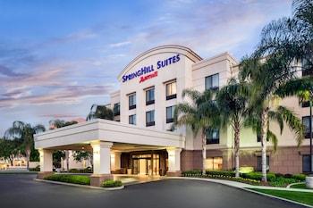 貝克斯菲爾德春季山丘套房飯店 SpringHill Suites by Marriott Bakersfield