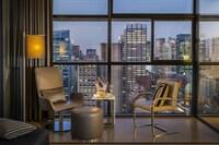 Executive Suite, One Bedroom (High Floor)