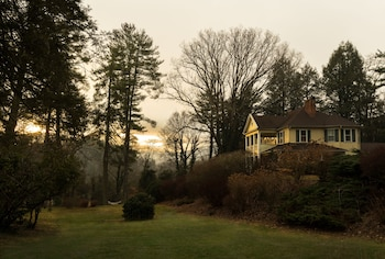The Yellow House on Plott Creek Road - Property Grounds  - #0