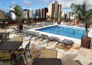 普拉亞特羅飯店 Hotel Praia Centro