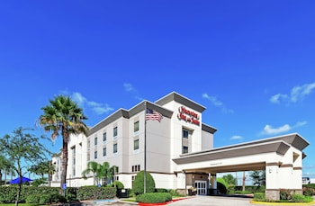 休士頓喬治布希國際機場歡朋套房飯店 Hampton Inn & Suites Houston-Bush Intercontinental Airport