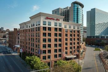 巴爾的摩市區會議中心歡朋飯店 Hampton Inn Baltimore-Downtown-Convention Center