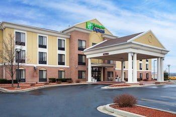Hotel - Holiday Inn Express & Suites Martinsville