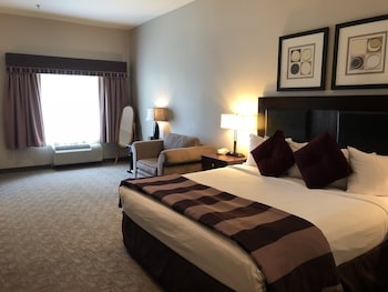 Presidential Suite, 1 King Bed with Sleeper Sofa