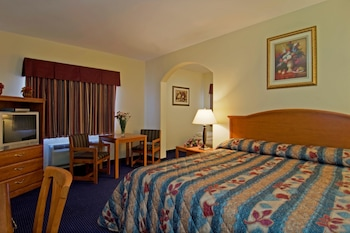 Americas Best Value Inn Suites Bush Intl Airport Humble