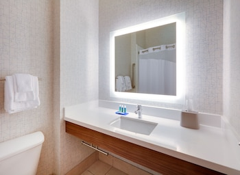 In-Room Amenity at Holiday Inn Express Hotel & Suites Burleson/Ft. Worth in Burleson