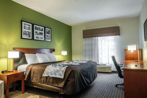 Sleep Inn & Suites, Clayton
