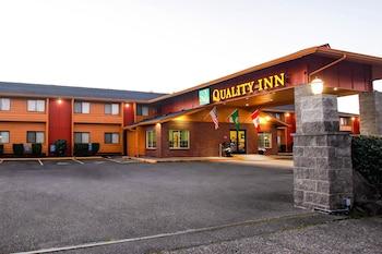 Hotel - Quality Inn Centralia Chehalis