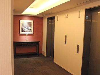 HOTEL GRACERY GINZA Hallway