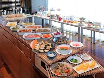 HOTEL GRACERY GINZA Buffet