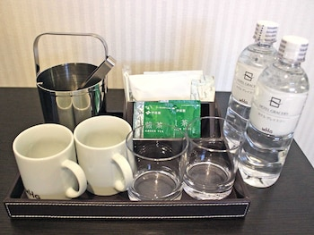 HOTEL GRACERY GINZA Coffee and/or Coffee Maker