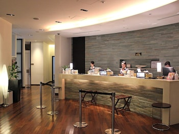 HOTEL GRACERY GINZA Reception