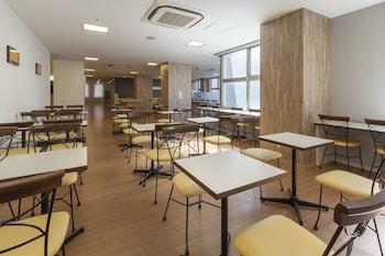 COMFORT HOTEL HIROSHIMA OTEMACHI Lobby