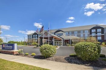 阿克倫坎頓機場希爾頓花園飯店 Hilton Garden Inn Akron Canton Airport