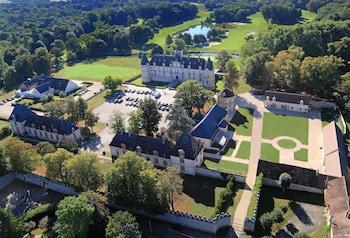 Château Golf & Spa d'Augerville - Aerial View  - #0