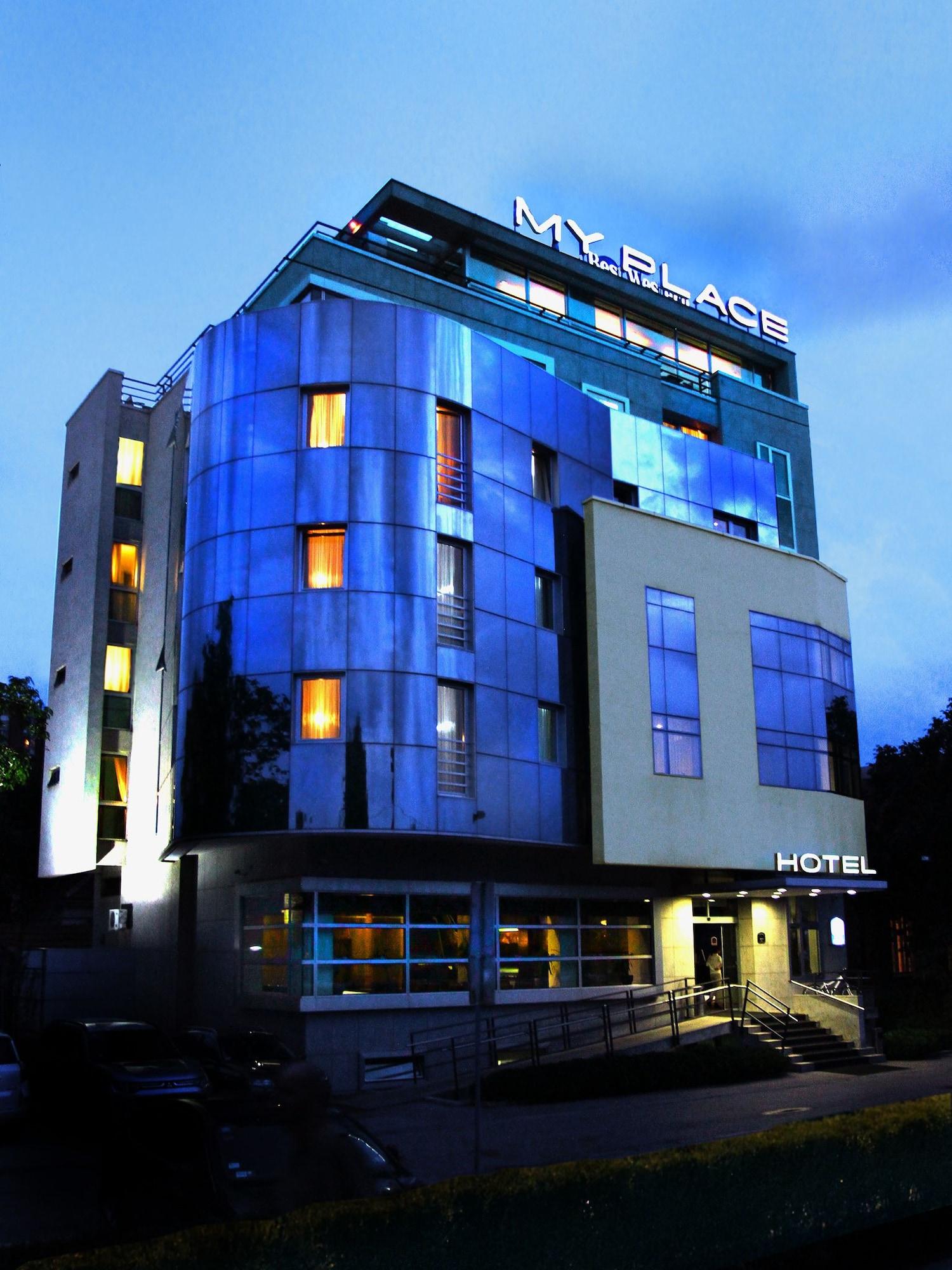 Best Western Hotel My Place, Niš