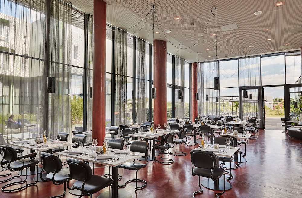 로이지움 와인 앤드 스파 리조트 랑겐로이스(LOISIUM Wine & Spa Resort Langenlois) Hotel Image 26 - Restaurant
