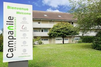 Hotel - Campanile Evry Est - Saint-Germain les Corbeil