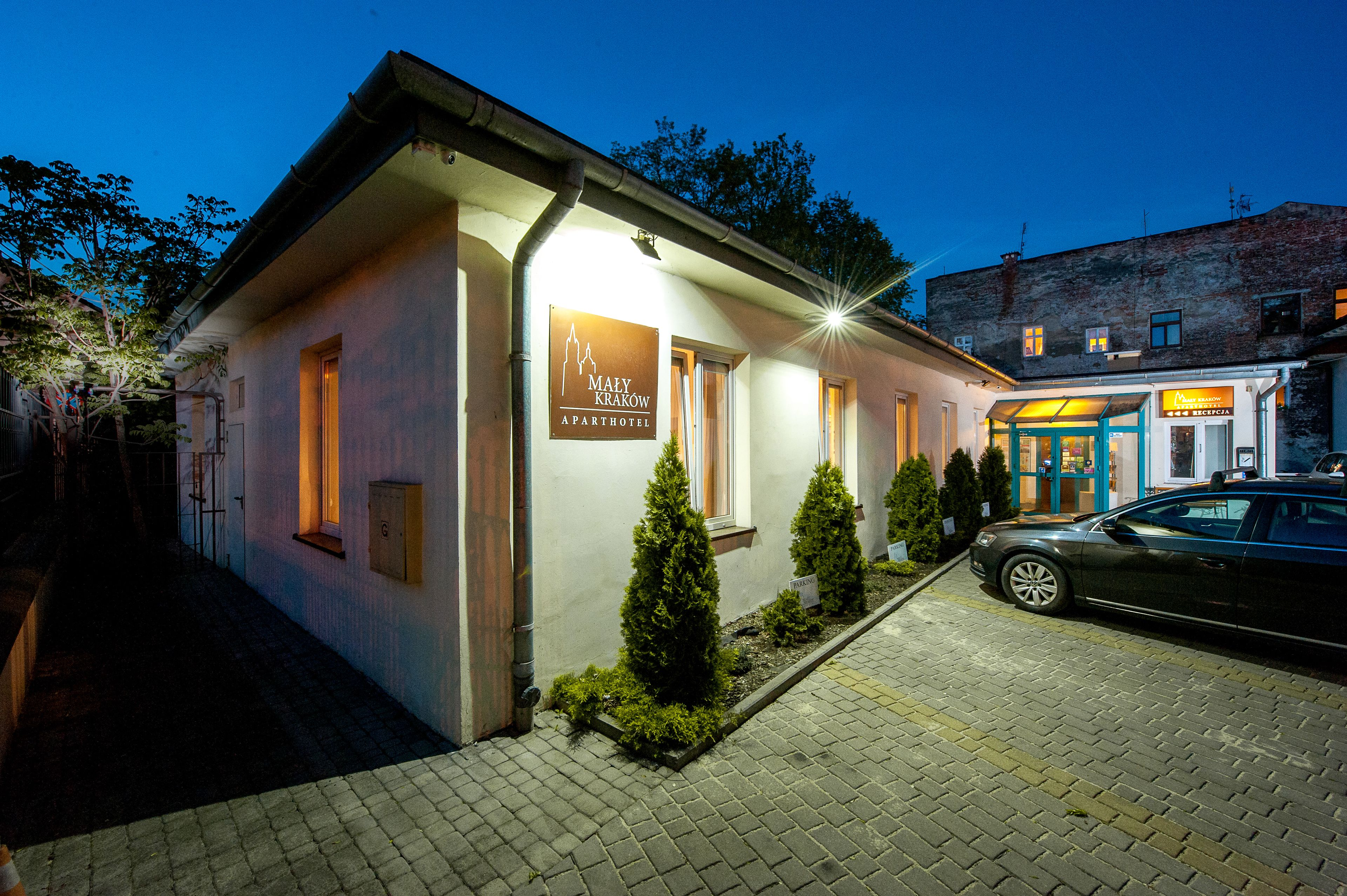 Aparthotel Maly Krakow