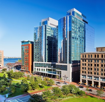 Hotel - InterContinental Boston