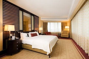 Superior Suite, 1 King Bed (Club Intercontinental)