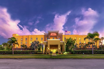 皮爾斯堡歡朋套房飯店 Hampton Inn & Suites Ft. Pierce
