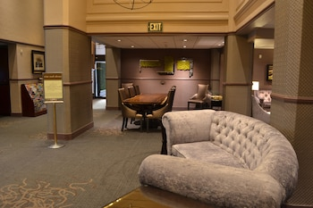 Interior Entrance at The Sofia Hotel in San Diego