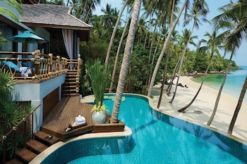 Villa, 1 En Büyük (king) Boy Yatak (pool)