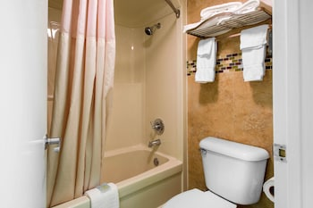 Guestroom at Quality Inn Clermont West Kissimmee in Davenport