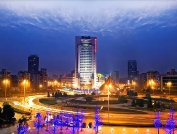 Hotel - Ramada Plaza Wuhan Optics Valley