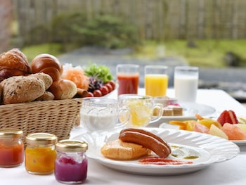 HOTEL HEIAN NO MORI KYOTO Breakfast buffet
