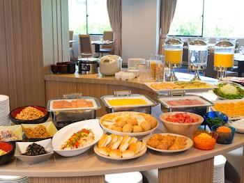 HOTEL PEARL CITY KOBE Breakfast buffet
