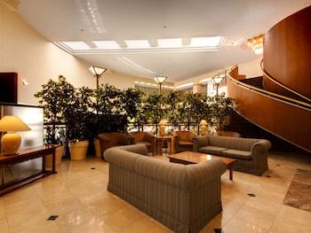 HOTEL PEARL CITY KOBE Lobby Lounge