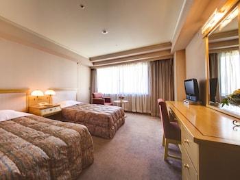 HOTEL PEARL CITY KOBE Room