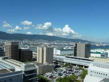 HOTEL PEARL CITY KOBE View from Property