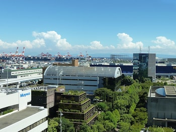 HOTEL PEARL CITY KOBE View from Room