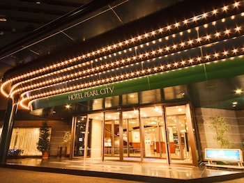 HOTEL PEARL CITY KOBE Front of Property - Evening/Night