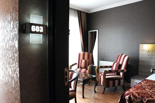 Nil Hotel, Şişli