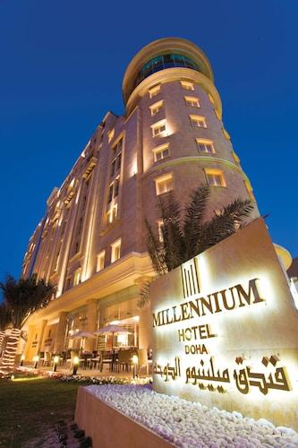 Doha - Millennium Hotel Doha - z Gdańska, 9 kwietnia 2021, 3 noce